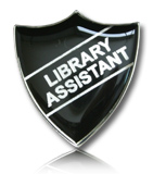 Lirbary-Assistant-Badge