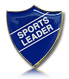 Image result for Sports Leader Badge