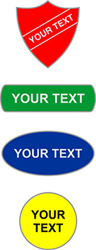 your-text-school-badges